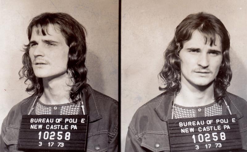 Gregg Loitering 1973